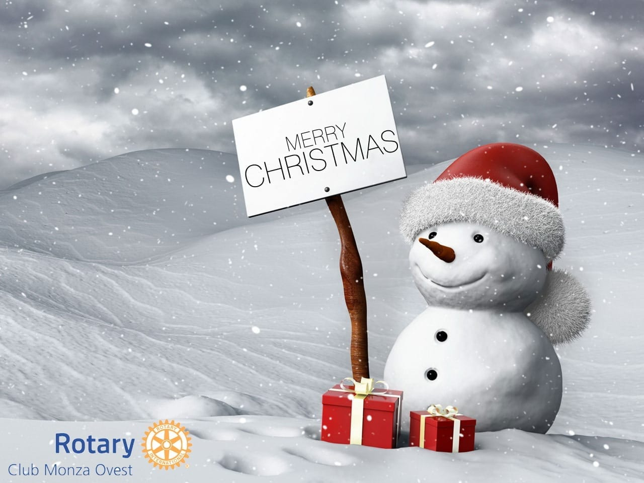 Merry-Christmas Rotary