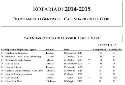 Rotariadi 2014-2015