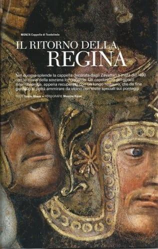 """Il Ritorno della Regina (Tratto dalla rivista """"BellItalia"""")"""