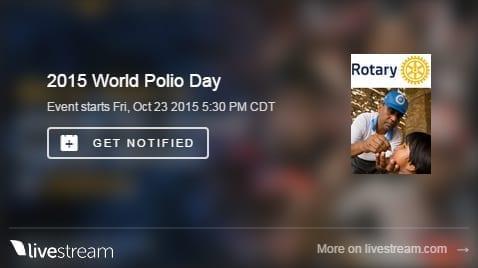 End Polio Nnow