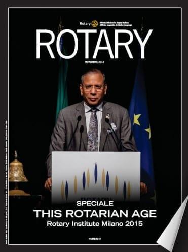 Rivista Rotary Novembre 2015