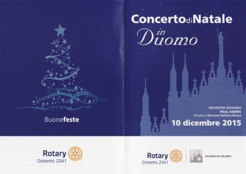 Rye - Concerto 2015