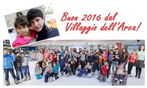 Bollettino del Villaggio dell'Arca - Dicembre 2015