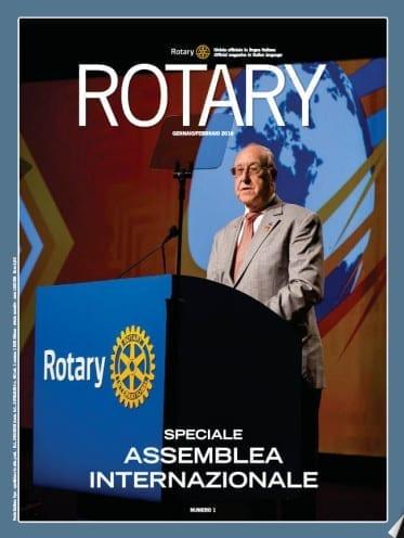 Rivista Rotary Gennaio-Febbraio 2016
