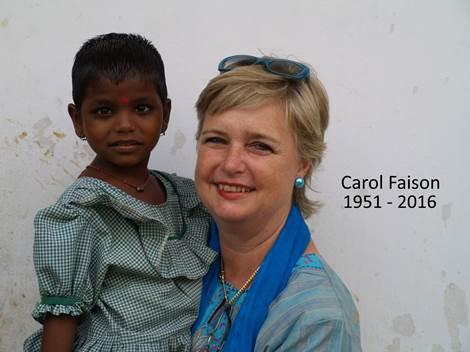 Carol Faison 1951-2016