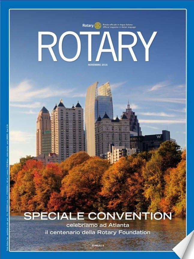 Rivista Rotary Novembre 2016
