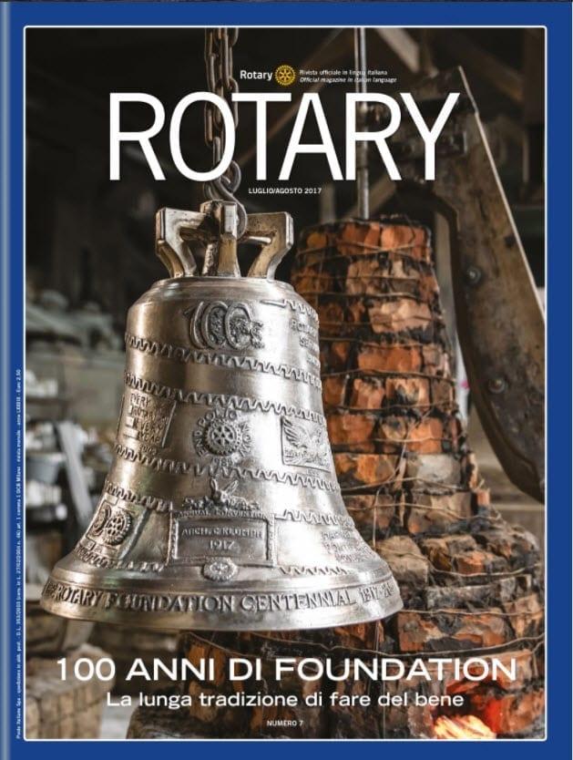 Rivista Rotary Luglio Agosto 2017