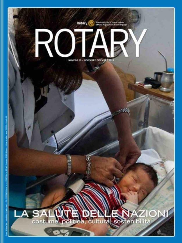 Rivista Rotary Novembre - Dicembre 2017