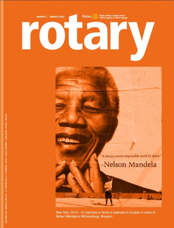 Rivista Rotary Gennaio 2020