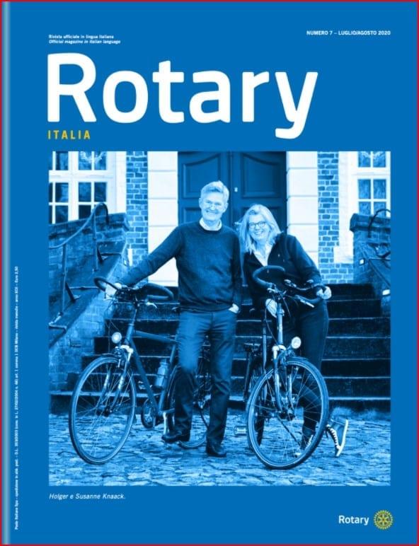 Rivista Rotary Luglio Agosto 2020